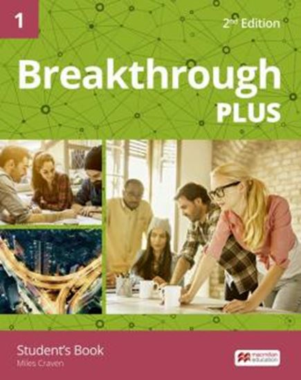 Picture of BREAKTHROUGH PLUS 1 STUDENT´S BOOK AND WORKBOOK PREMIUM PACK - 2ND ED