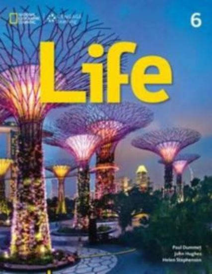 Picture of LIFE 6 STUDENT´S BOOK WITH ONLINE WORKBOOK - AMERICAN