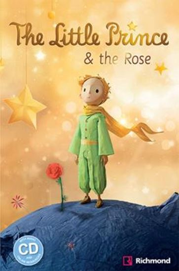 Picture of LITTLE PRINCE & THE ROSE + CD DE AUDIO, THE - NIVEL 2