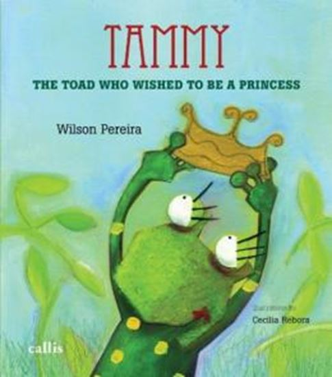 Picture of TAMMY - THE TOAD WHO WISHED TO BE A PRINCESS - COM CD