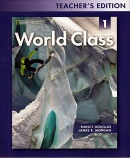 Picture of WORLD CLASS 1 TEACHERS EDITION - 1ST ED
