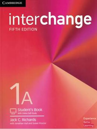 Picture of INTERCHANGE 1A SB WITH ONLINE SELF-STUDY - 5TH ED