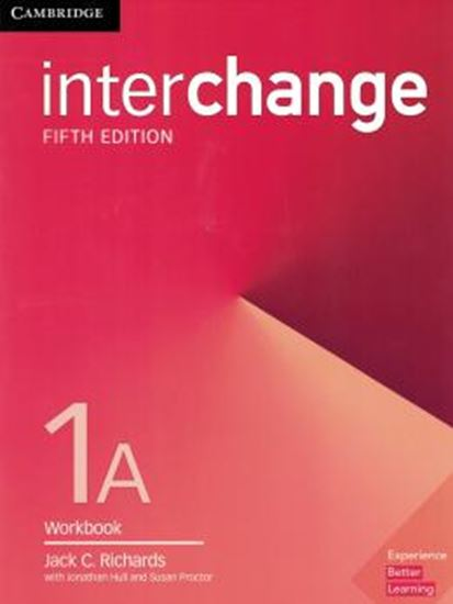 Picture of INTERCHANGE 1A WORKBOOK - 5TH ED