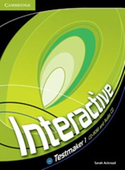 Picture of INTERACTIVE 1 TESTMAKER CD-ROM AND AUDIO CD