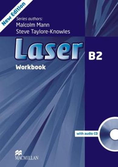 Picture of LASER B2 WB WITHOUT KEY AND AUDIO CD - THIRD EDITION
