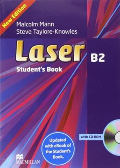 Picture of LASER B2 STUDENT´S BOOK WITH EBOOK PACK - 3RD ED