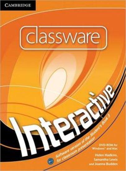 Picture of INTERACTIVE 3 CLASSWARE DVD-ROM