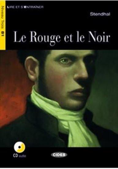 Picture of ROUGE ET LE NOIR, LE + CD