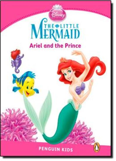 Picture of LITTLE MERMAID, THE - PENGUIN YOUNG READERS LEVEL 1