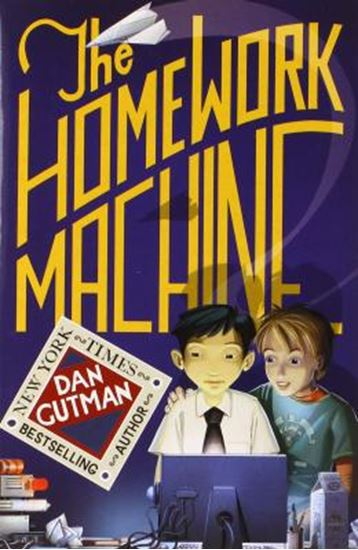 Picture of HOMEWORK MACHINE, THE