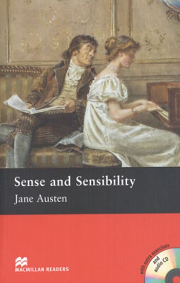 Picture of SENSE AND SENSIBILITY WITH CD - INTERMEDIATE
