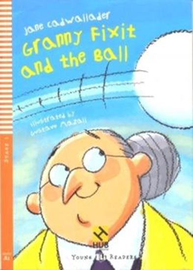 Picture of GRANNY FIXIT AND THE BALL 1 WITH AUDIO CD
