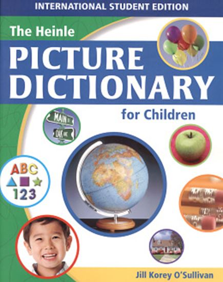 Picture of THE HEINLE PICTURE DICTIONARY FOR CHILDREN - AMERICAN