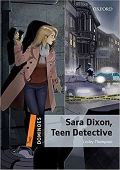 Picture of SARA DIXON, TEEN DETECTIVE WITH MP3 - 1ST ED