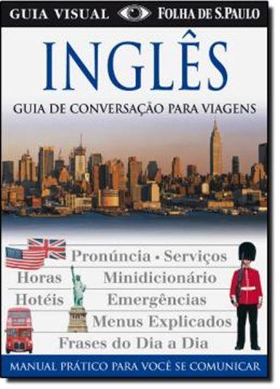 Picture of INGLES - GUIA DE CONVERSACAO PARA VIAGENS