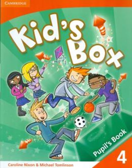 Picture of KID´S BOX 4  STUDENTS BOOK