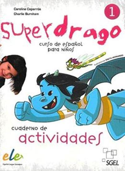 Picture of SUPERDRAGO 1 - CUADERNO DE ACTIVIDADES