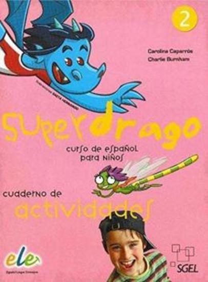 Picture of SUPERDRAGO 2 - CUADERNO DE ACTIVIDADES