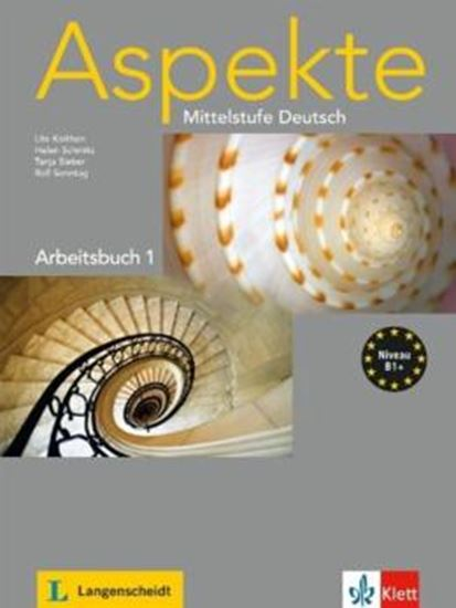 Picture of ASPEKTE 1 ARBEITSBUCH (FIT FOR B2)