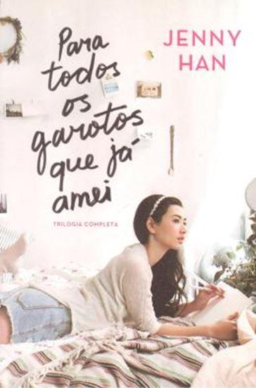 Picture of PARA TODOS OS GAROTOS QUE JA AMEI - BOX