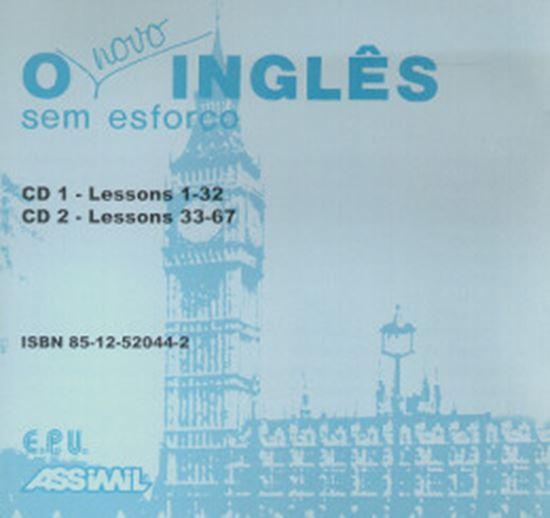 Picture of NOVO INGLES SEM ESFORCO (CD)