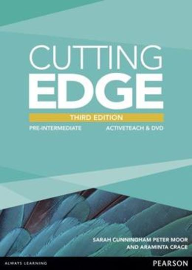 Picture of CUTTING EDGE PRE-INTERMEDIATE ACTIVE TEACH CD-ROM - 3RD ED