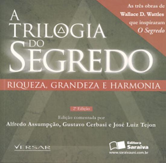 Picture of A TRILOGIA DO SEGREDO  2ª EDICAO