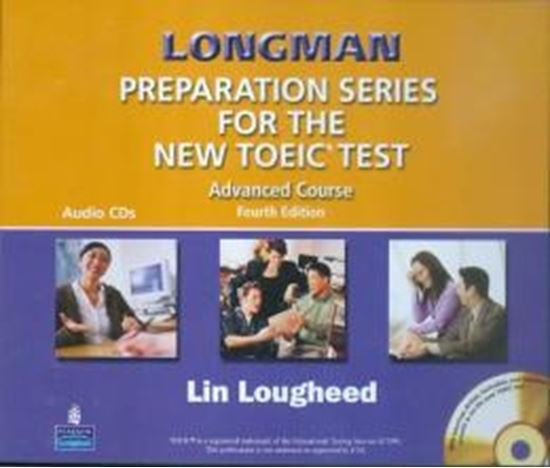 Picture of LONGMAN PREPARATION SERIES FOR THE NEW TOEIC TEST ADVANCED CD (6) - FOURTH EDITION