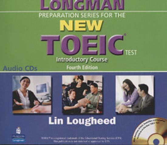 Picture of LONGMAN PREPARATION SERIES FOR THE NEW TOEIC TEST  INTRODUCTORY AUDIO CD (5) - FOURTH EDITION