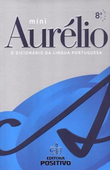 Picture of MINI AURELIO - DICIONARIO DA LINGUA PORTUGUESA - 8ª ED