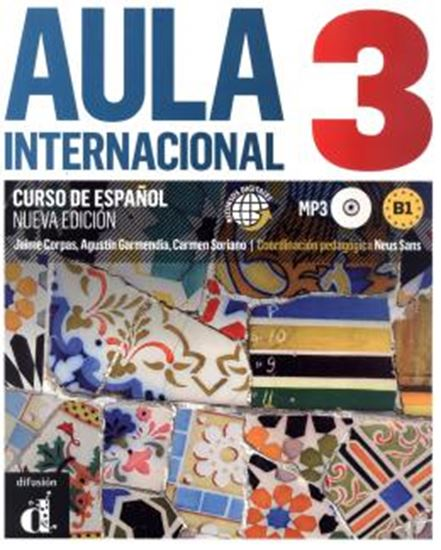 Picture of AULA INTERNACIONAL 3 LIBRO DEL ALUMNO B1 - N/E- CON CD-AUDIO