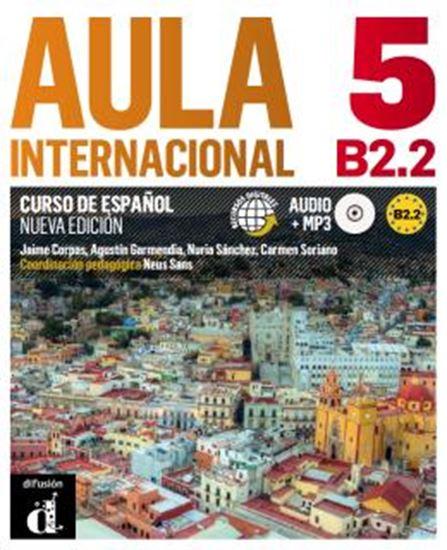 Picture of AULA INTERNACIONAL 5 LIBRO DEL ALUMNO B2.2 - N/E