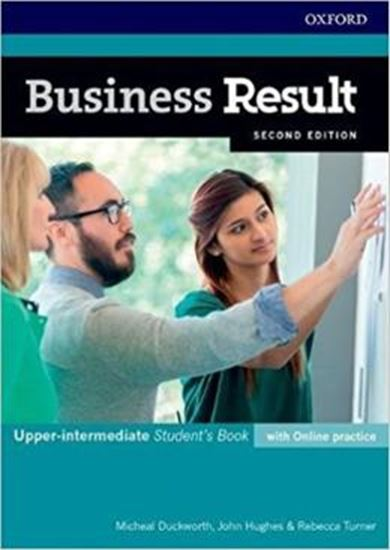 Picture of BUSINESS RESULT UPPER-INTERMEDIATE STUDENT´S BOOK WITH ONLINE PRACTICE - 2ND ED