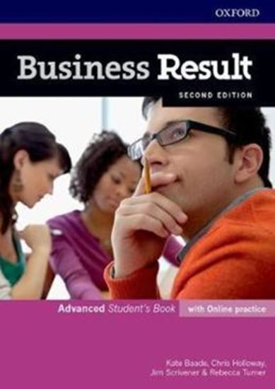 Picture of BUSINESS RESULT ADVANCED STUDENT´S BOOK WITH ONLINE PRACTICE - 2ND ED