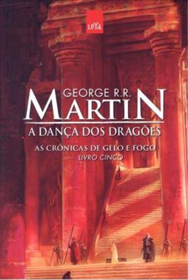 Picture of DANCA DOS DRAGOES, A - AS CRONICAS DO GELO E DO FOGO LIVRO 5 - 4ª EDICAO
