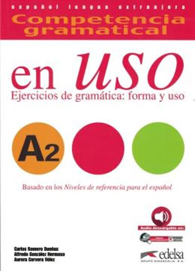 Picture of COMPETENCIA GRAMATICAL - EN USO A2 - LIBRO DEL ALUMNO - AUDIO DESCARGABLE