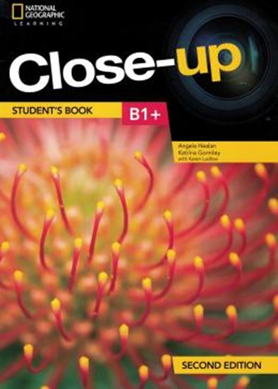 Picture of CLOSE-UP B1+ STUDENT´S BOOK WITH STUDENT ZONE - 2ND ED