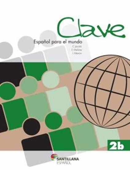 Picture of CLAVE 2B - LIBRO DEL ALUMNO CON EJERCICIOS + CD - 2ª ED