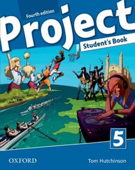 Picture of PROJECT 5 STUDENTS BOOK - 4TH ED
