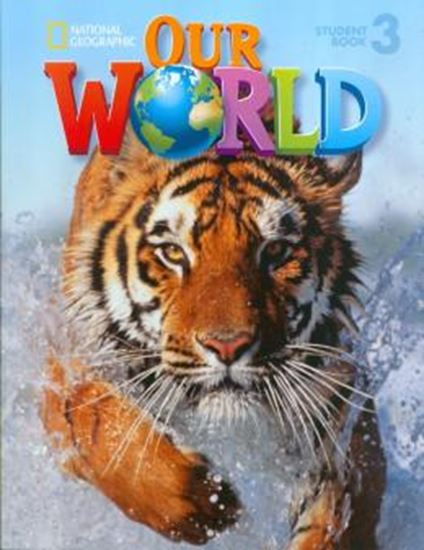 Picture of OUR WORLD 3 SB WITH CD-ROM