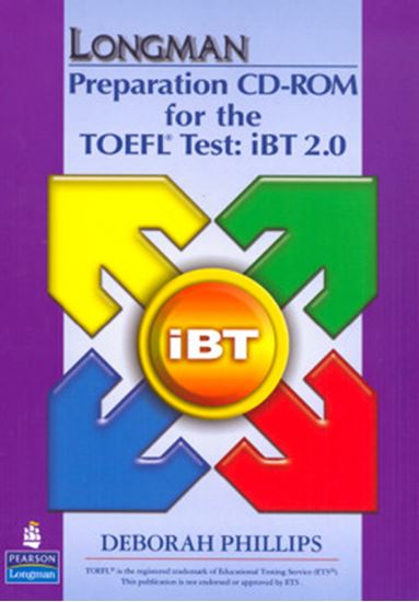 Picture of LONGMAN PREPARATION COURSE FOR THE TOEFL TEST IBT CD-ROM - 2ND ED