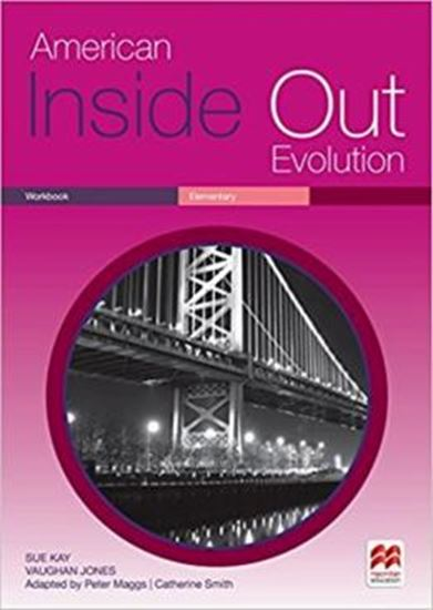 Picture of AMERICAN INSIDE OUT EVOLUTION ELEMENTARY WORKBOOK