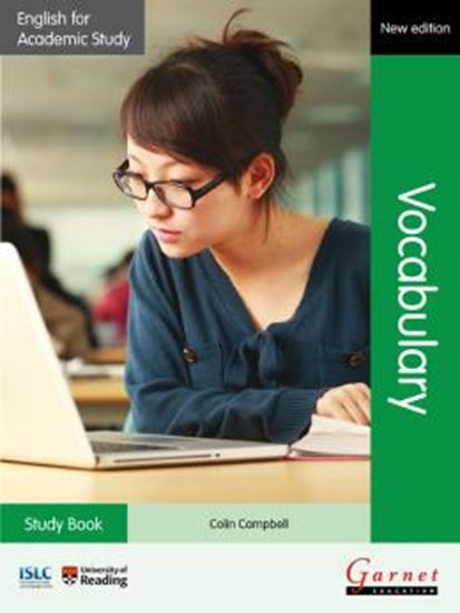 Picture of ENGLISH FOR ACADEMIC STUDY VOCABULARY STUDY BOOK