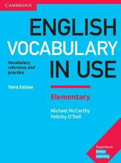 Picture of ENGLISH VOCABULARY IN USE ELEMENTARY WITH ANSWERS - 3RD ED