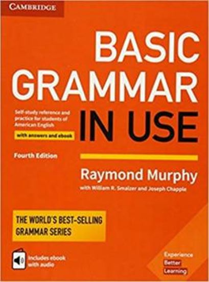 Picture of BASIC GRAMMAR IN USE SB WITH ANSWERS AND INTERACTIVE EBOOK - SELF-STUDY REFERENCE AND PRACTICE FOR STUDENTS OF AMERICAN ENGLISH - 4TH ED