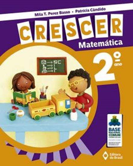 Picture of CRESCER MATEMATICA - 2º ANO