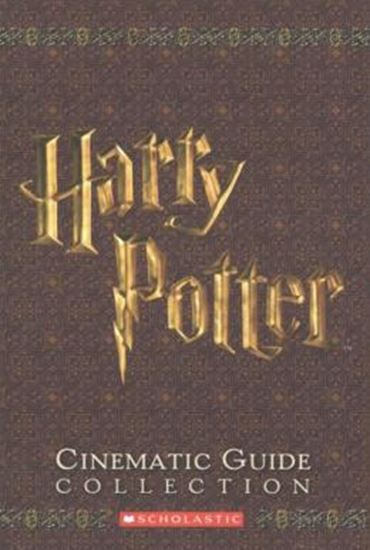 Picture of HARRY POTTER - CINEMATIC GUIDE COLLECTION - HARRY POTTER
