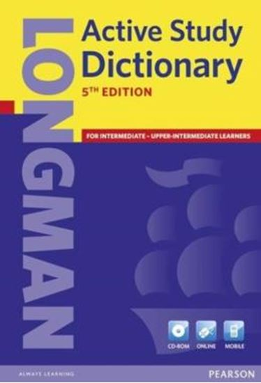 Picture of LONGMAN ACTIVE STUDY DICTIONARY PAPER WITH CD-ROM - 5TH EDITION