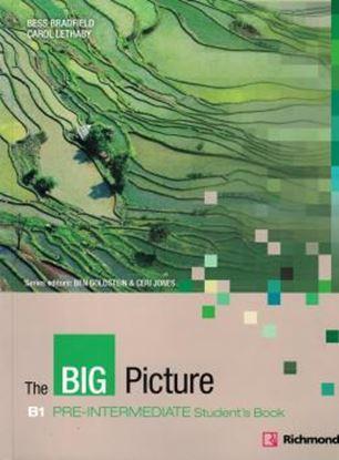 Imagem de THE BIG PICTURE B1 PRE-INTERMEDIATE STUDENTS BOOK