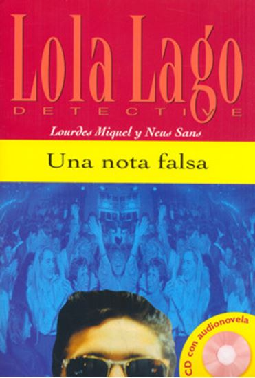 Picture of UNA NOTA FALSA - NIVEL A2 - LIBRO + CD AUDIO